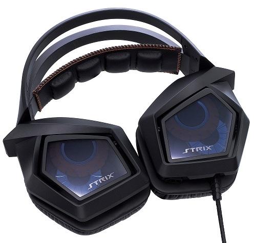 Review ASUS Strix 71 Gaming Headset