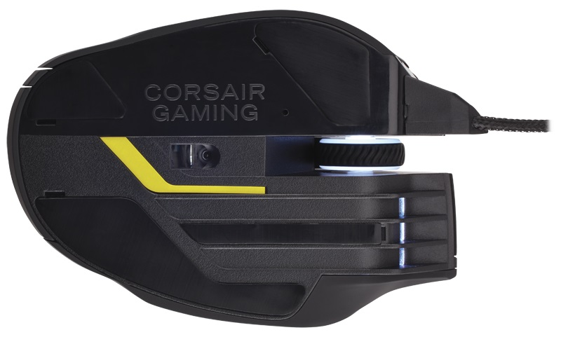 Review: Corsair Gaming Sabre Optical RGB mouse - Peripherals - HEXUS net