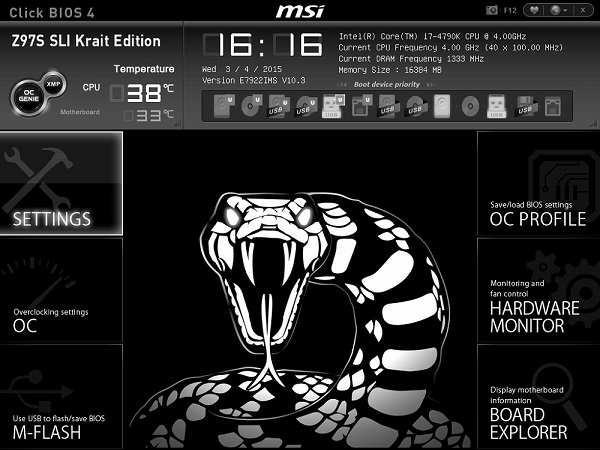 Review: MSI Z97S SLI Krait Edition - Mainboard - HEXUS net - Page 2