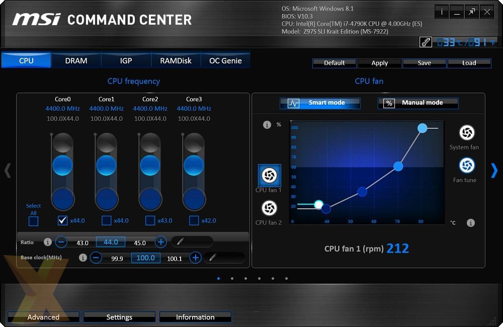 Review: MSI Z97S SLI Krait Edition - Mainboard - HEXUS net