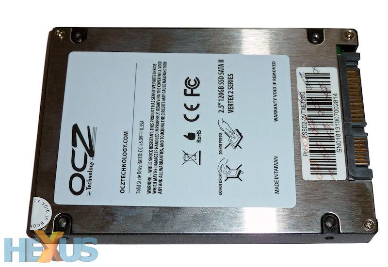OCZ Vertex 2E 120GB SSD review - Storage - HEXUS net