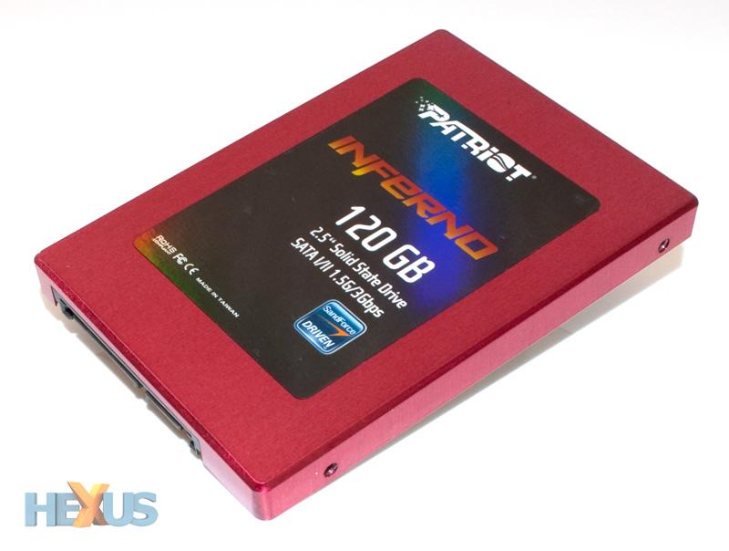 Patriot Inferno 120GB SSD review - Storage - HEXUS net
