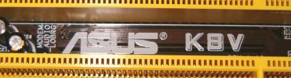 ASUS K8V Logo