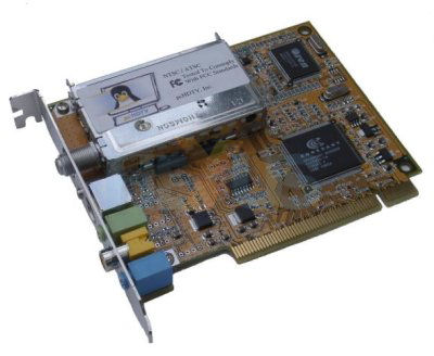 pcHDTV HD-5500 Linux-friendly ATSC Digital Tuner for use in the USA
