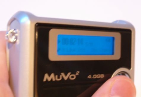 Backlit MuVo