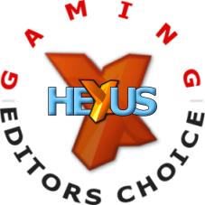 HEXUS.gaming Editor's Choice