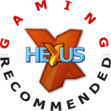 HEXUS.gaming Recommended