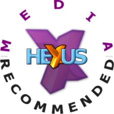 HEXUS Labs : Media Recommended award
