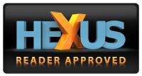 HEXUS Reader Approved