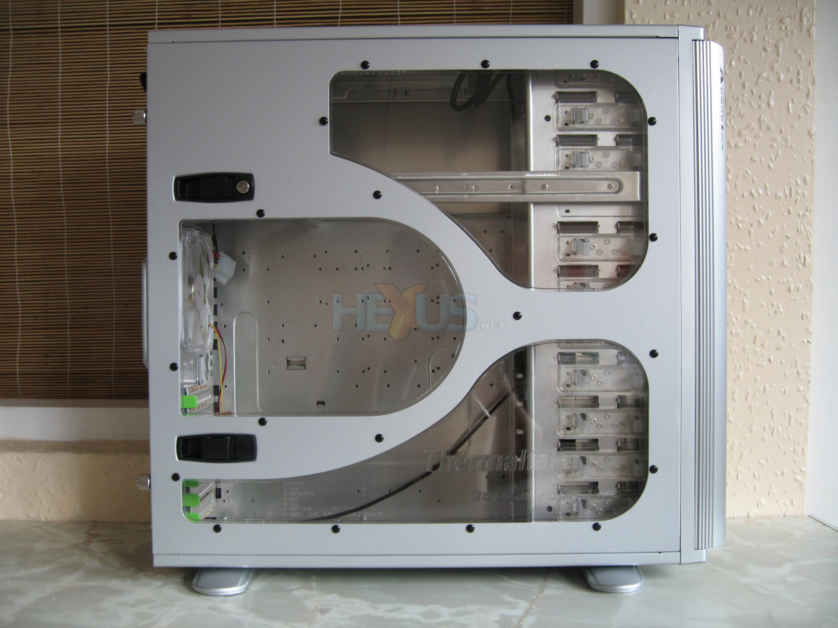 Review Thermaltake Armor Lcs Liquid Cooling System