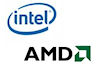 Intel holds market share, but AMD doesn't