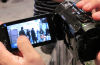 Canon launches touch panel HD camcorder
