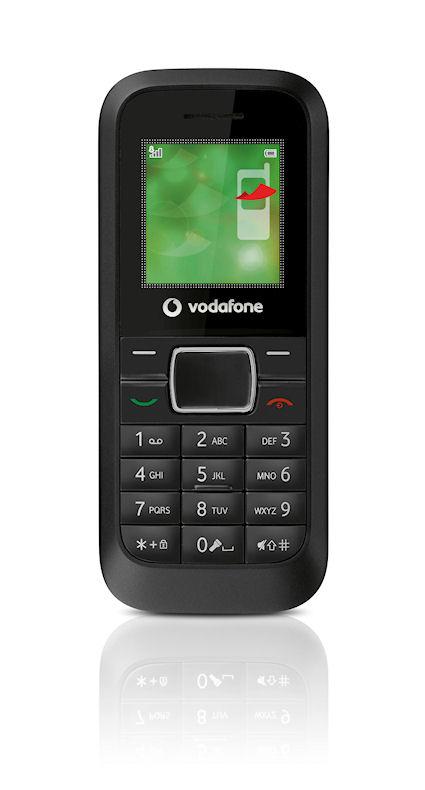 Vodafone unveils value own-brand phone trio