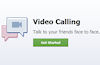 Facebook launches video calling with Skype