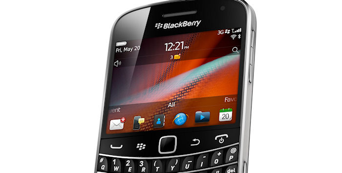 RIM introduces two new phones and BlackBerry 7 OS with NFC ...