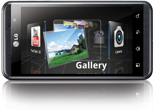Продам Смартфон LG P920 Optimus 3D. Возможен обмен на HTC Sensation.