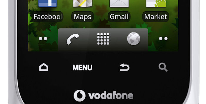 Vodafone Launches Its Own Channel Inside Android Market