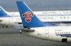 Flights commence between China and Taiwan