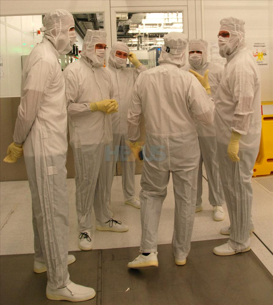 Clean Room: Inside The GlobalFoundries Cleanroom