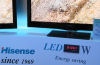 Hisense plans global LED TV push