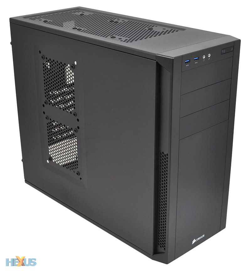 free photo start up idea - Review Corsair Carbide Series 200R Chassis HEXUS