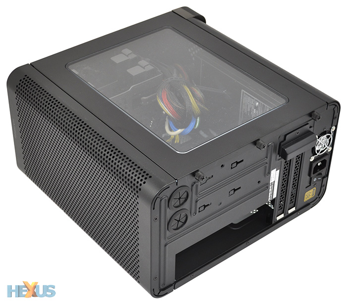 EVGA Hadron Air Mini ITX Steel Black Chassis