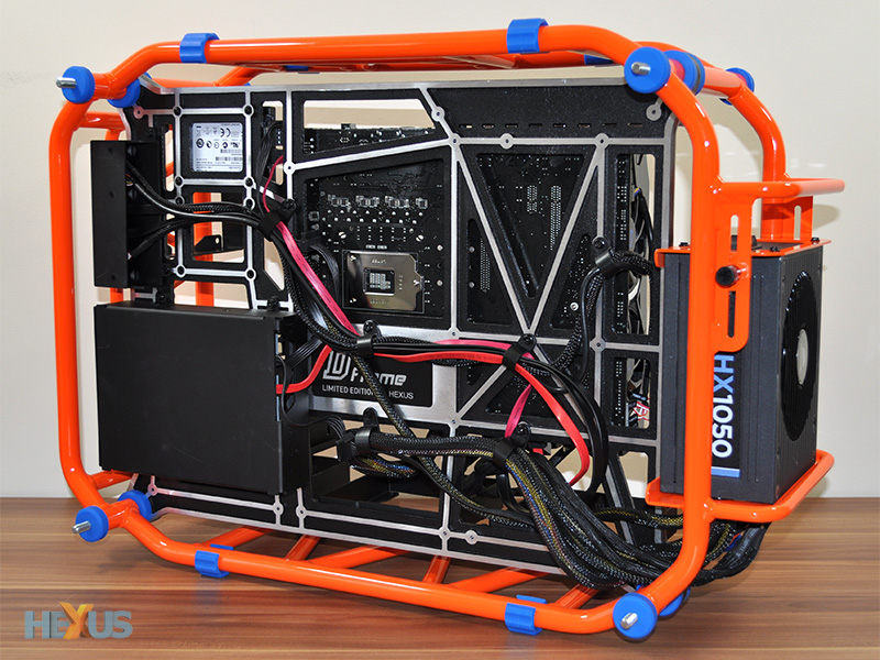 Review: In Win D-Frame - Chassis - HEXUS.net - Page 2