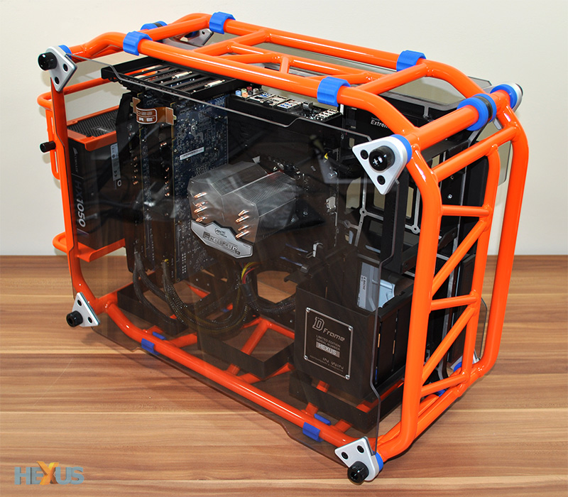 Review In Win D Frame Chassis Hexus Net Page 2