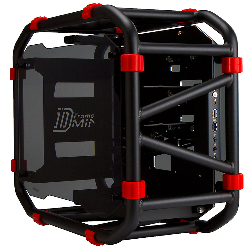 Review: In Win D-Frame Mini - Chassis - HEXUS.net