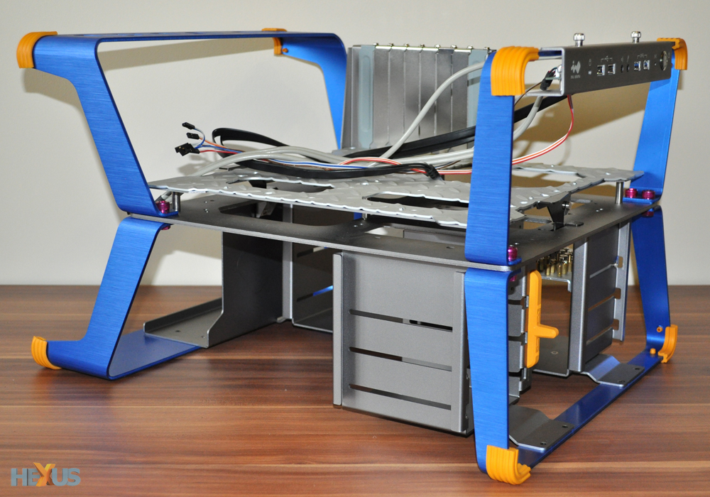 Review: In Win XFrame - Chassis - HEXUS.net