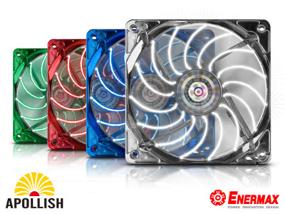 Enermax Apollish fan