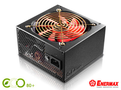 Enermax ECO80+ 620W PSU