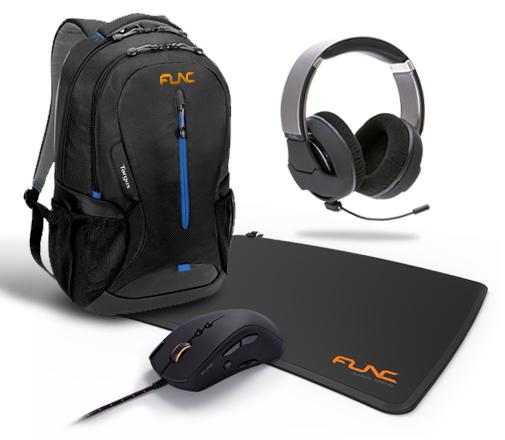 Win one of five Func gaming bundles - PC - Feature - HEXUS net