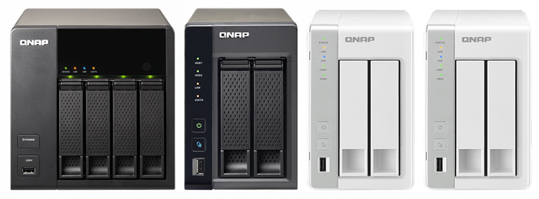 Win One Of Four Qnap Nas Boxes Storage Feature Hexus Net