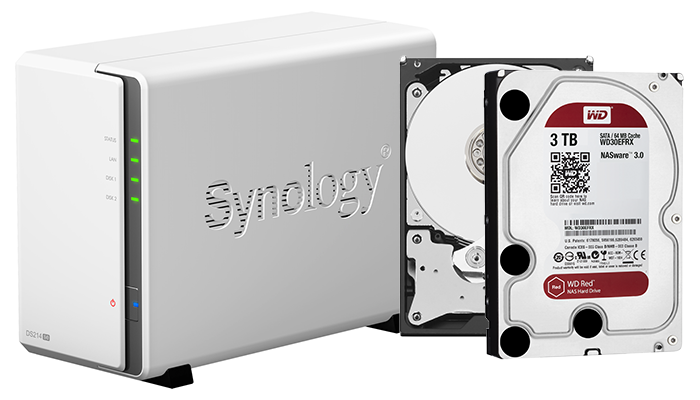 WD Giveaway: Week 4: Win a Synology NAS - Storage - Feature