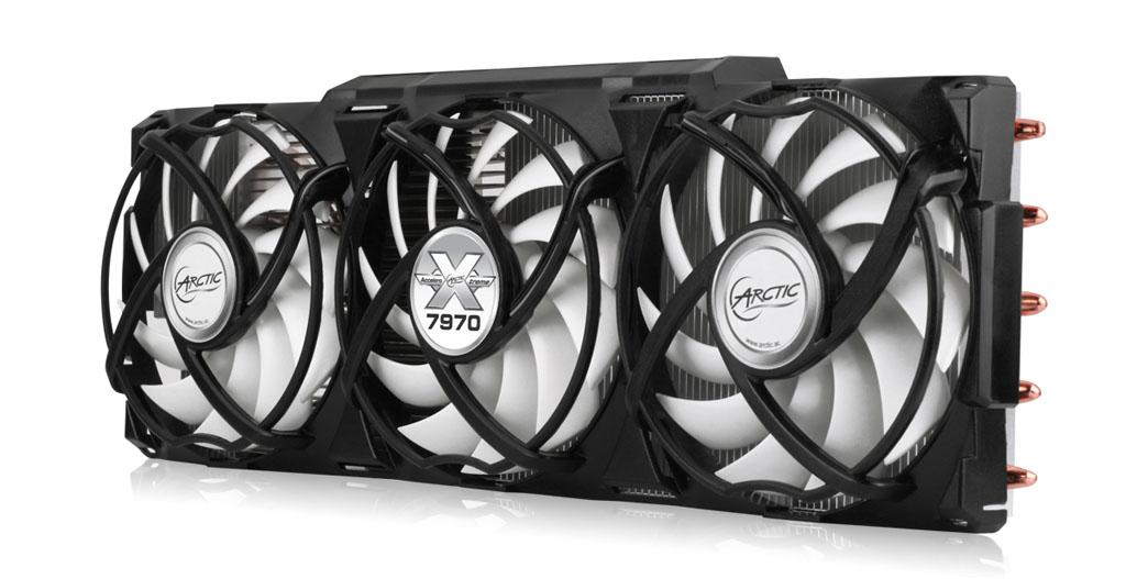 Review: ARCTIC Accelero Xtreme 7970 VGA cooler - Cooling - HEXUS net