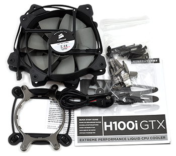Review: Corsair Hydro Series H100i GTX - Cooling - HEXUS net