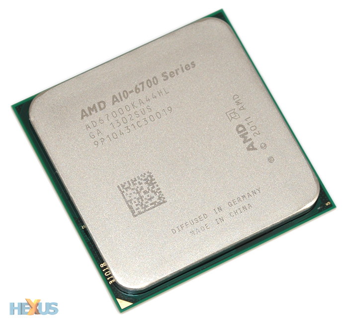 review: amd a10-6700 (32nm richland)