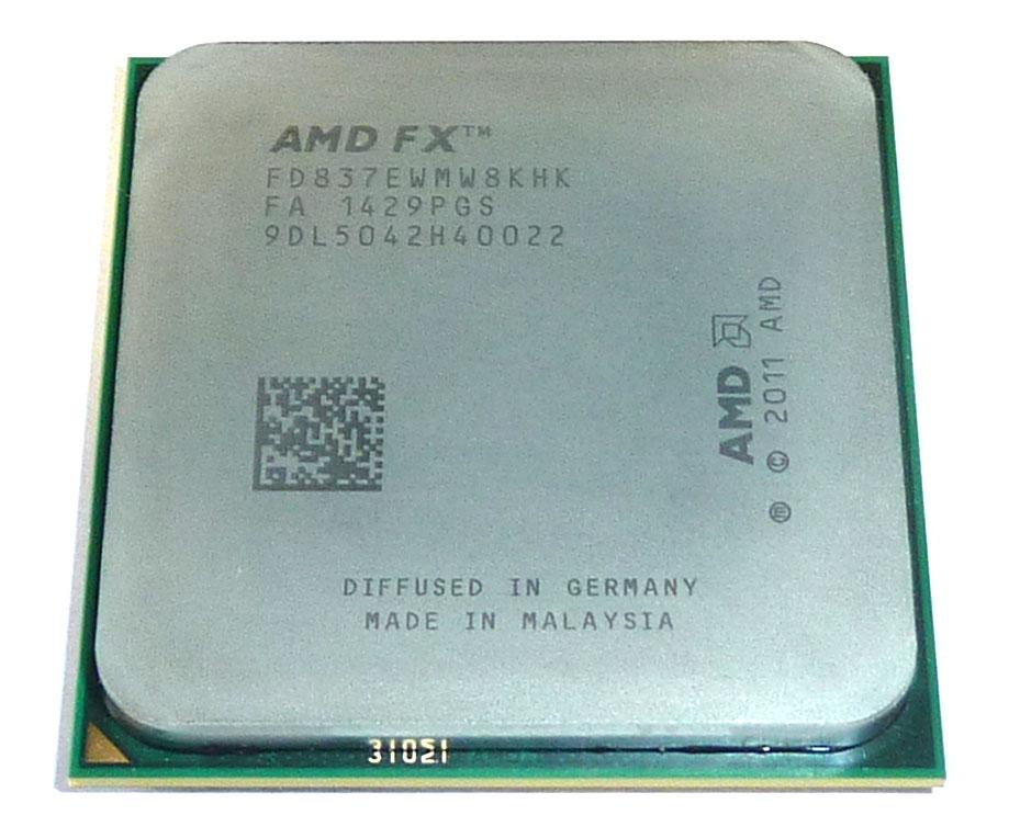 Review AMD FX 8370E 95W 32nm Vishera
