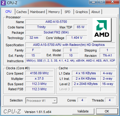 Review: AMD A10-5700 - CPU - HEXUS net - Page 9