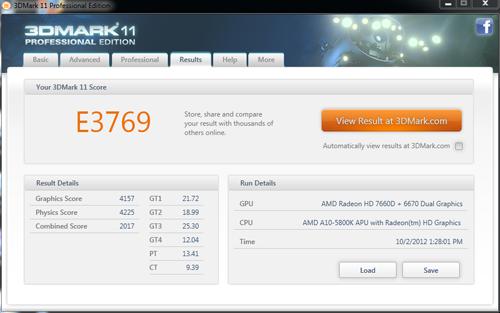 Review: AMD A10-5800K Dual Graphics evaluation - CPU - HEXUS net