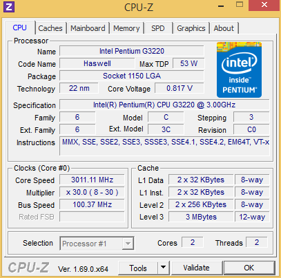 Review: Intel Pentium G3220 (22nm Haswell) - CPU - HEXUS net - Page 2