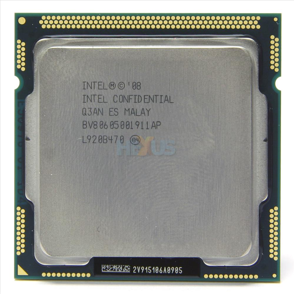 tech reviews cpu  intel lynnfield core i review bombarding mid range