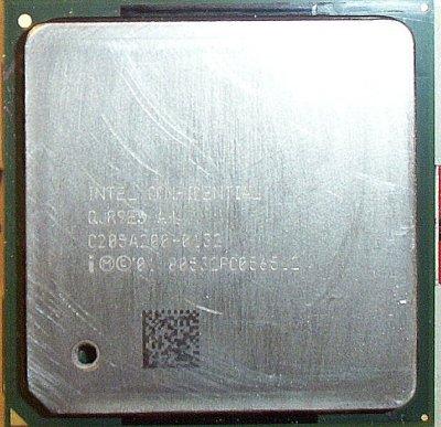Intel® Pentium IV Northwood 2.4GHz (24x100FSB (Quad-pumped))