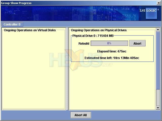 Review: Boston SAS RAID -X- Pack (LSI MegaRAID 8408E