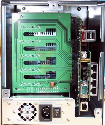Thecus N5200 NAS appliance