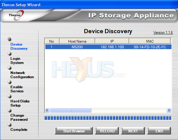 Thecus n5200 firmware factory reset