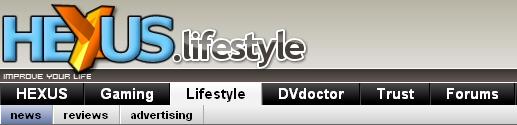 HEXUS.lifestyle