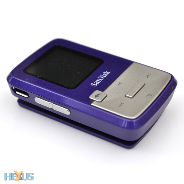 sandisk sansa clip zip 4gb mp3 player manual