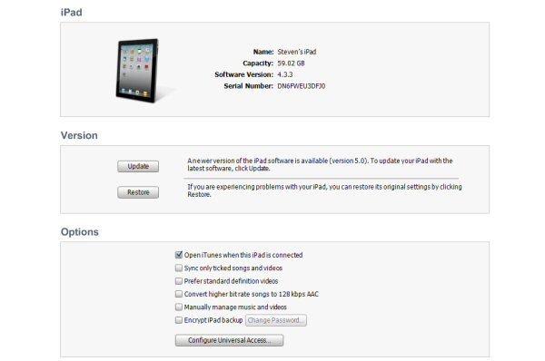 How to upgrade your iPhone, iPad and iPod to iOS 5 - Apple - Feature